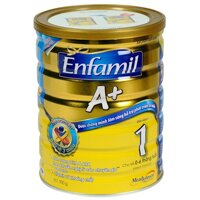 Sữa bột Enfamil A+ 1 - hộp 900g (dành cho trẻ từ 0 - 6 tháng)