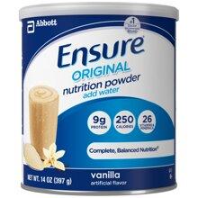Sữa bột Ensure Original Nutrition Powder 397g