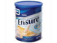 Sữa bột Ensure Úc vị Vanilla - 900g