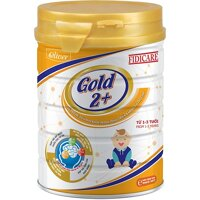 Sữa bột Fidicare Gold 2+ 900g