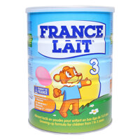 Sữa bột France Lait số 3 - 900g, 1-3 tuổi