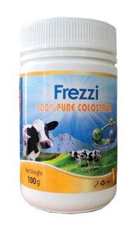 Sữa bột Frezzi 100% Pure Colostrum Powder - hộp 100g (dành cho mọi lứa tuổi)