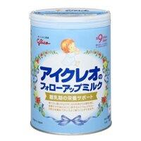 Sữa bột Glico số 9 - hộp 820 g (dành cho trẻ từ 9 - 36 tháng)