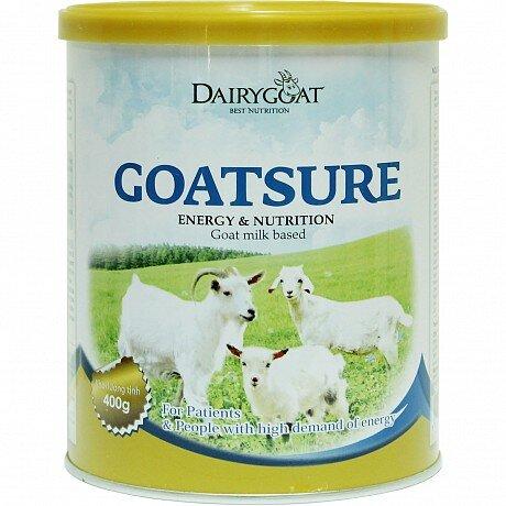 Sữa bột Goatsure - hộp 400g