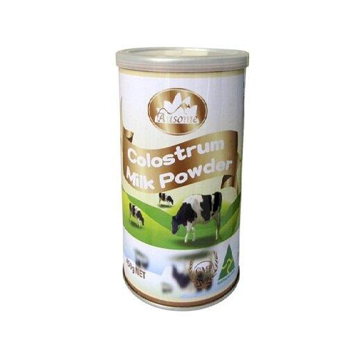 Sữa bột Goodhealth Ausome Colostrum Milk Powder - hộp 450g (sữa non dành cho mọi lứa tuổi)