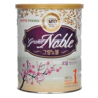 Sữa bột Grand Noble số 1 - hộp 750g