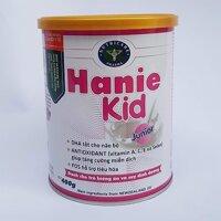 Sữa bột Hanie Kid Junior dành cho trẻ biếng ăn & suy dinh dưỡng 1-10 tuổi (400g)
