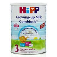 Sữa bột Hipp 3 Combiotic Organic - hộp 300g (dành cho trẻ từ 1 - 3 tuổi)
