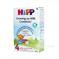 Sữa bột Hipp 4 Combiotic - hộp 500g (dành cho trẻ từ 3 tuổi trở lên)