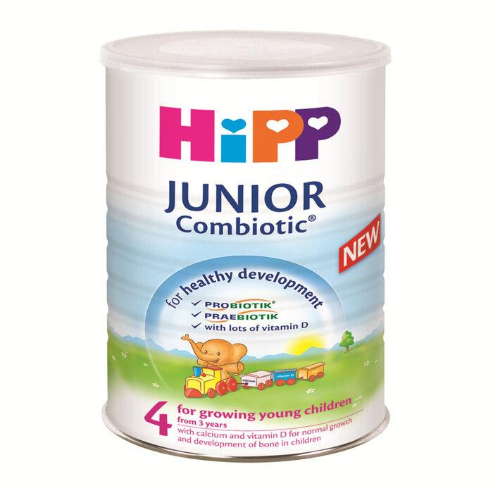 Sữa bột HiPP 4 JUNIOR COMBIOTIC 800g