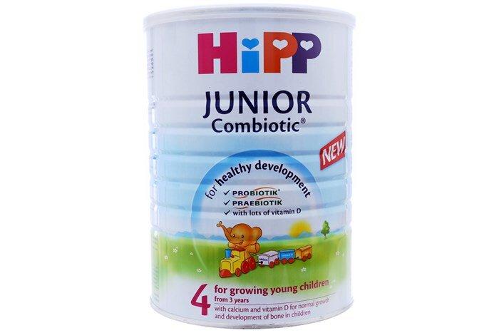 Sữa bột HiPP Combiotic Organic 4 800g
