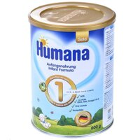 Sữa bột Humana Gold 1 - 800gr