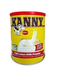 Sữa bột Kanny nguyên kem - hộp 400g (dành cho mọi lứa tuổi)