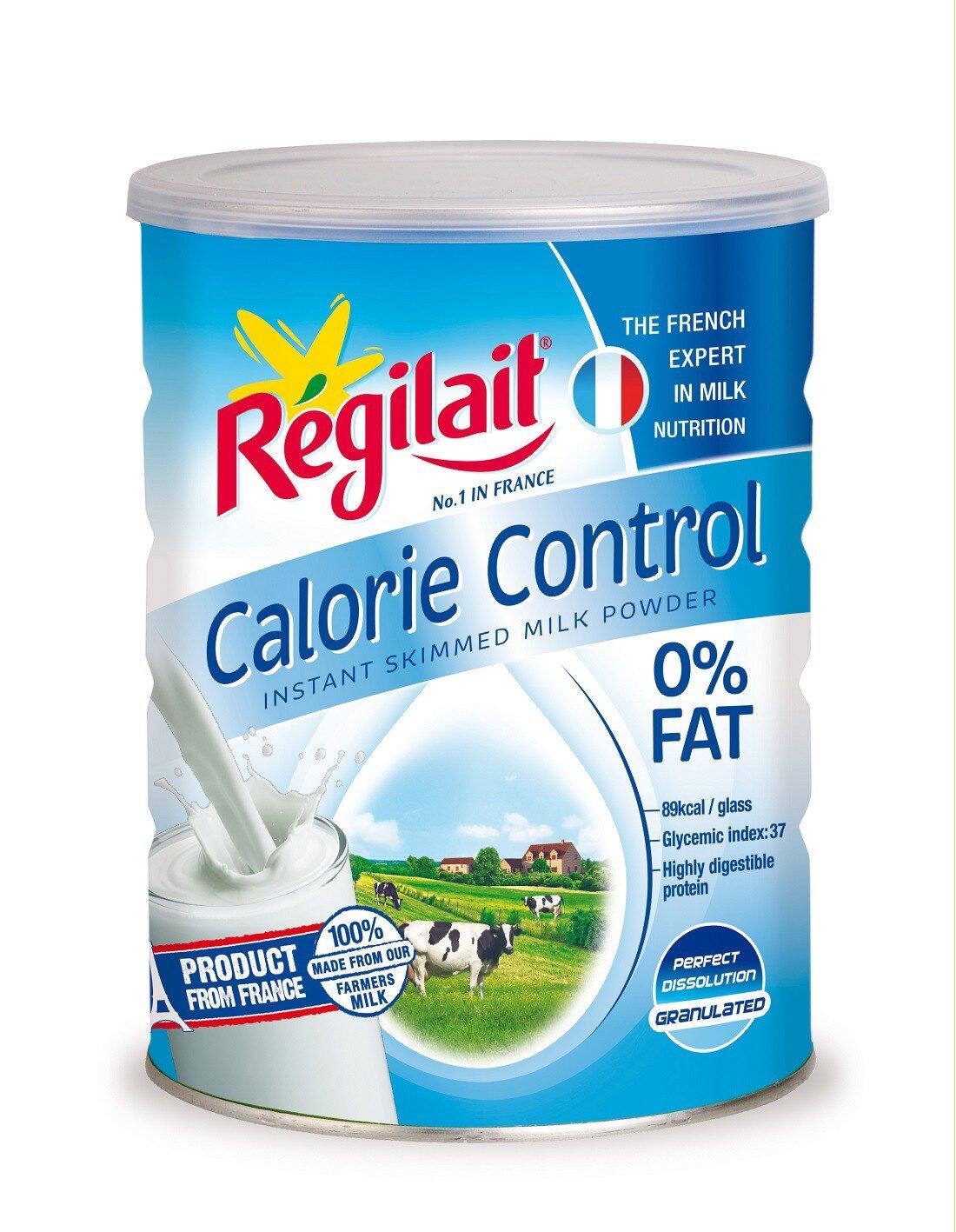 Sữa bột không béo Regilait Calorie Control - hộp 700g