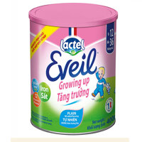 Sữa bột Lactel Eveil 400gr