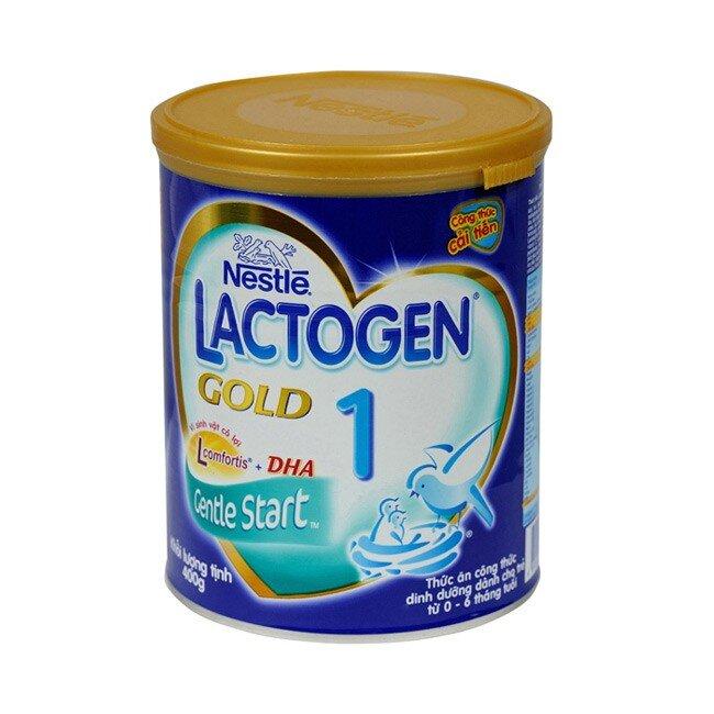 Sữa bột Lactogen Gold 1 - hộp 900g (dành cho trẻ từ 0 - 6 tháng)