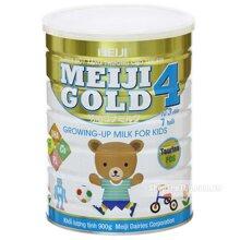 Sữa bột Meiji Gold 4 - hộp 900g (dành cho trẻ từ 3 tuổi trở lên)