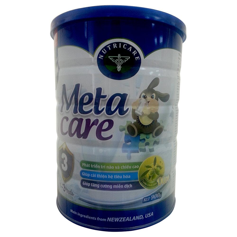 Sữa bột Meta Care 3+ - hộp 400g