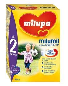 Sữa bột Milupa Milumil số 2+ - hộp 800g (dành cho trẻ từ 2 tuổi trở lên)