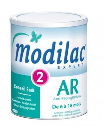 Sữa bột Modilac Expert AR2 (AR-2) - hộp 900g (dành cho trẻ từ 6 - 18 tháng, bị trào ngược)