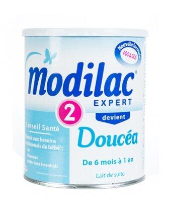 Sữa bột Modilac Expert Doucea 2 - hộp 800g (dành cho trẻ từ 6 - 12 tháng tuổi)