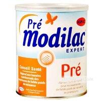 Sữa bột Modilac Expert Pre - hộp 400g (dành cho trẻ thiếu tháng)