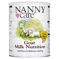 Sữa bột Nanny Care - hộp 900g (dành cho trẻ từ 1 - 3 tuổi)