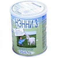 Sữa bột Nanny Vitacare Nga số 3 - hộp 400g (sữa dê dành cho trẻ từ 1 - 3 tuổi)
