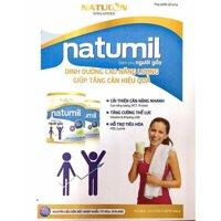 Sữa bột Natumil dành cho người gầy - 900g