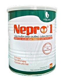 Sữa bột Nepro 1 - hộp 400g (dành cho người bị bệnh thận)
