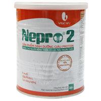Sữa bột Nepro 2 - hộp 900g (dành cho người bệnh thận)