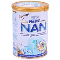 Sữa bột Nestle Nan Optipro 1 Nga - hộp 400g (dành cho trẻ từ 0 - 6 tháng)