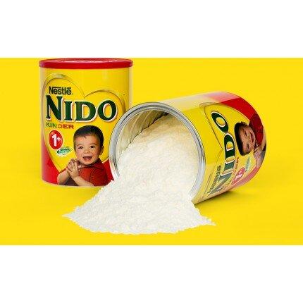 Sữa bột Nestle Nido Kinder 1+ - 1600 g (chống táo bón)