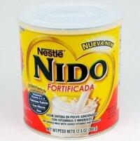 Sữa bột Nestle Nido Kinder 1+ - hộp 360g (tăng cân)