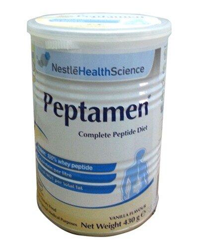 Sữa bột Nestle Peptamen - hộp 430g (dành cho trẻ từ 1 - 10 tuổi)