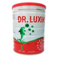 Sữa bột Nutifood DR.Luxia 3 - hộp 900g (dành cho trẻ từ 1 - 3 tuổi)