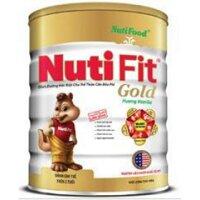 Sữa bột Nutifood Nuti Fit - hộp 900g (dành cho bé thừa cân, béo phì)