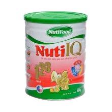 Sữa bột Nutifood Nuti IQ 123 - hộp 900g (dành cho trẻ từ 1 - 3 tuổi)