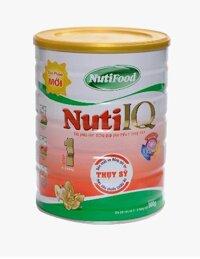 Sữa bột Nutifood Nuti IQ Step 1 - hộp 400g (dành cho trẻ từ 0 - 6 tháng)