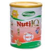 Sữa bột Nutifood Nuti IQ Step 1 - hộp 900g (dành cho trẻ từ 0 - 6 tháng)