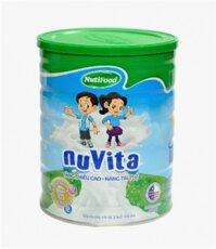 Sữa bột Nutifood Nuvita - hộp 400g (dành cho trẻ từ 3 tuổi trở lên)