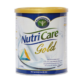 Sữa bột Nutri Care Gold - hộp 900g