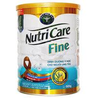 Sữa bột Nutricare Fine - 900g (cho bệnh nhân ung thư)