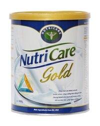 Sữa bột Nutricare Gold - hộp 400g (dành cho người lớn)