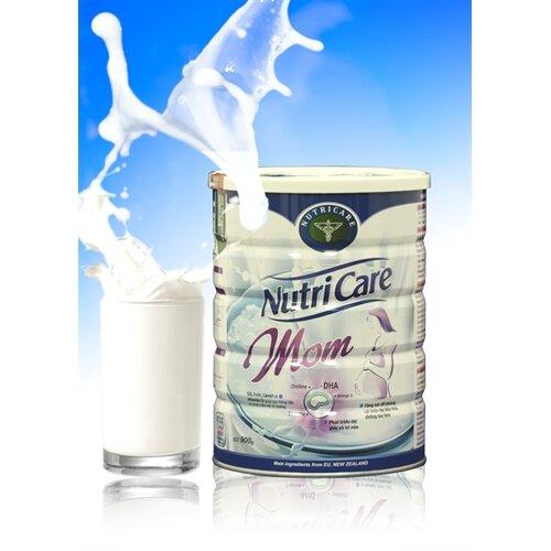 Sữa bột Nutricare Mom - hộp 900g (dành cho phụ nữ mang thai và cho con bú)