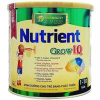 Sữa bột Nutrient Grow IQ - 700g
