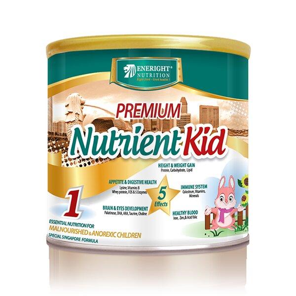 Sữa bột Nutrient Kid 1 - hộp 700g (dành cho trẻ suy dinh dưỡng và biếng ăn cho trẻ từ 6-36 tháng)