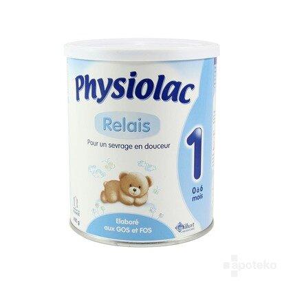 Sữa bột Physiolac 1ER - hộp 400g