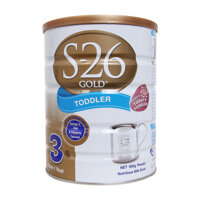 Sữa bột S26 Toddler số 3 - 900g