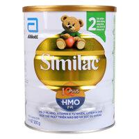 Sữa bột Similac IQ HMO số 2 - 900g